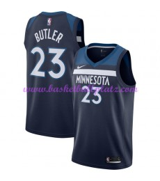 Minnesota Timberwolves Trikot Herren 2018-19 Jimmy Butler 23# Icon Edition Basketball Trikots NBA Sw..
